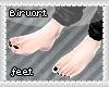 Biru Gantai/Kaneki Feet