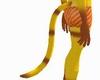MW Yellow Tabby Tail