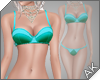 ~AK~ Retro Swim: Mint