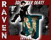 RETRO LETTER N SEAT!