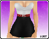 [K] Neo Ivory/Rose Dress