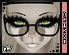 -Koi- Glasses Black