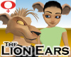 Lion Ears -Womens