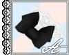 Sugary Cuffs~ Black