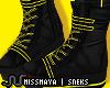ℳ. Carbon - Boots