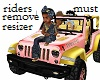 kids Spoil Jeep Avi Ride