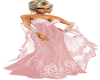 Cinndy Fantsy Peach Gown