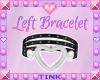 [L] Bracelet | White