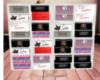 designer shoebox shelf