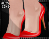 [AZ] Lorenza Red heels