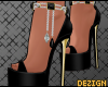 D. Onyx & Dia. Diva Heel