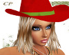 *cp*Cowgirl Xmas HatHair