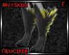 M! Fem Anyskin Leg fur