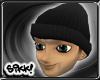 602 Skull Cap: Charcoal