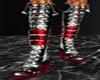 [DA] hot bright boots