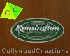 ~CC Remington Sign