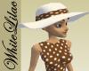 Pretty Woman White Hat
