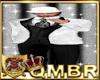 QMBR Suit Fit Blk-Wht Gl