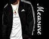 Adidas Jacket Blk