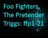 Foo Fighters Pretender