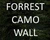 Forrest camo wall