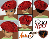 [Androo]Cap Red