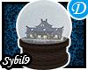[OF] Water Globe 01