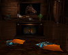 HORSE COUNTRY FIREPLACE