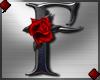 Rose Letter F