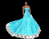 Light Blue Ballgown