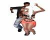 {B} Bachata Dancing Doll