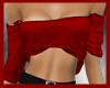 red sweter