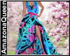Tropic Reflections Gown