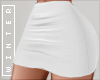 Basic Skirt | White