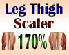 Leg Thigh Scaler 170%