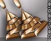 T.Pyramid Earrings