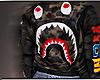 ▲ Bape Bomber Jacket