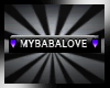 [GEL] baba love tag