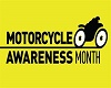 motorcycle awarness may
