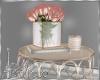 PINK ROSES TABLE