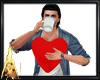 Heart Coffee Man