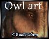 (OD) Owl art