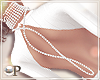 Jossy White Back Pearls