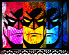 Batman PopArt Poster