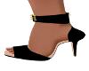 Vaciana Black Heels
