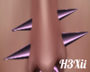 Pink Azteca Piercing