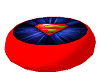 Superman trampoline