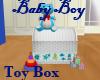 Baby Boy Toy Box