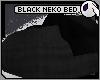 ~DC) Black Neko Bed