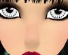 Dolls Eyes White Unisex